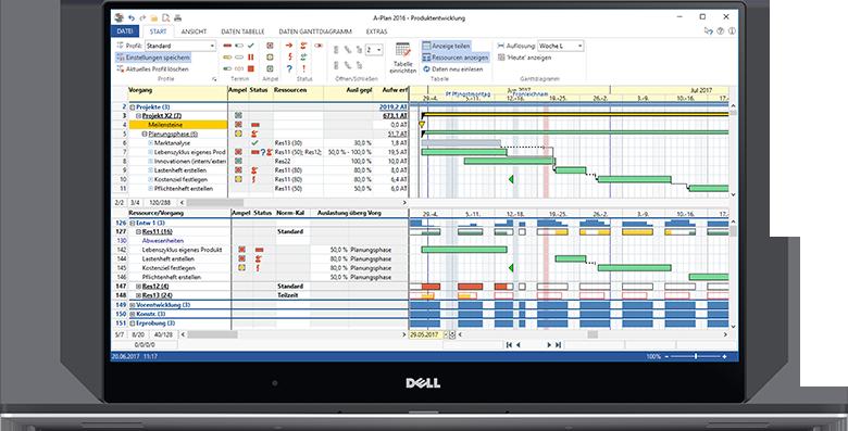 software bauplanung