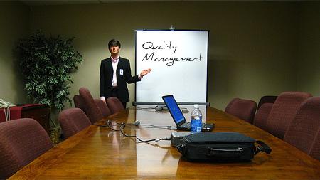 Projekt- und Qualitätsmanagement