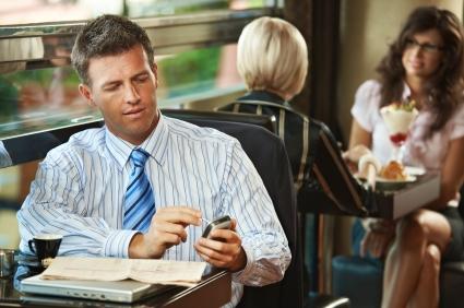 Projektmanager sind mobil