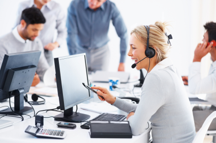 Das Customer Care Center als Dienst am Kunden