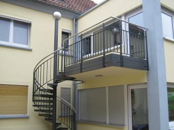 Balkonanlage von SIMONMETALL