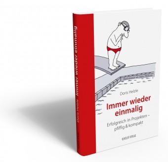 Buch Immer wieder einmalig von Doris Helzle-3D-Web