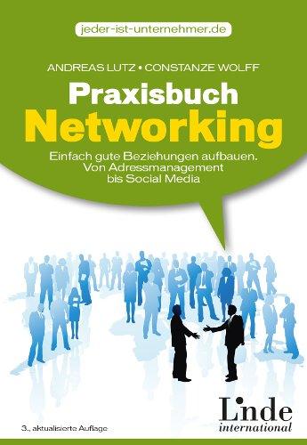 Buchvorstellung Praxisbuch Networking