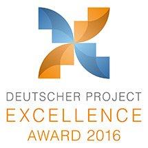 Bewerbung für Deutschlands beste Projekte 2016