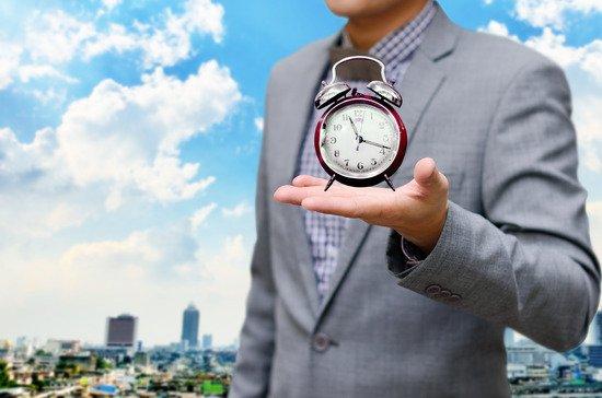 GPM Studie Arbeitszeitsouveränität