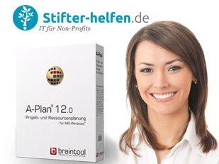 braintool bekräftigt Unterstützung als IT-Partner bei Stifter Helfen